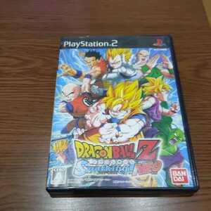 PS2 ドラゴンボールZ スパーキングネオプレイステーション2