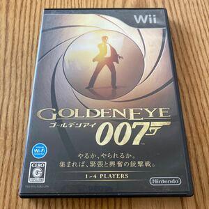 【Wii】 ゴールデンアイ 007 任天堂 ゴールデンアイ007 Wiiソフト Wii