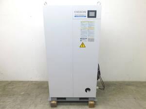 引取限定 札幌 オリオン 三相200V 大型水槽付 DCインバータ チラー RKE5500B-V 空冷式 製品重量280kg 発送不可