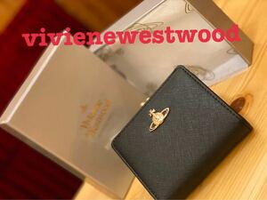 Vivienne Westwood 二つ折り財布 ヴィヴィアンウエストウッド がま口 がま口財布 レディース財布 二つ折り