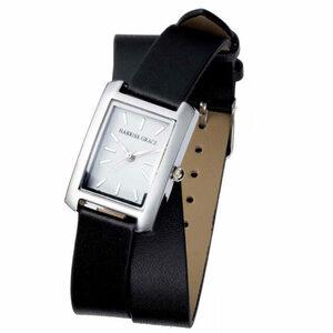 付録★素敵なあの人 2021年 12月号★ハリス・グレース 上品シックな2重巻きベルト アクセサリー腕時計