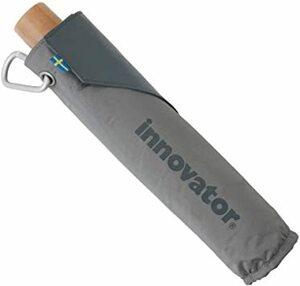 スチールグレー 60cm [小川] 日傘 折りたたみ傘 メンズ 6本骨 晴雨兼用 遮熱 遮光