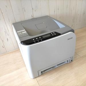 R10021 カラーレーザープリンター RICOH リコー IPSiO SP C241 A4 used
