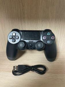 【新品】PS4 ワイヤレスコントローラー ジェットブラック
