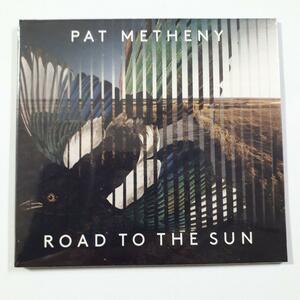 送料無料! Pat Metheny Road to The Sun パットメセニー ロード トゥー ザ サン 輸入盤CD 新品・未開封品