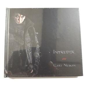 送料無料! Gary Numan Intruder (Deluxe) ゲイリー・ニューマン 輸入盤CD 新品・未開封品