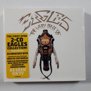 送料無料! Eagles The Very Best Of 2CD イーグルス ザ・ベリー・ベスト・オブ・2CD 輸入盤CD