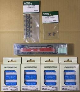 KATO 3051 EF510 & 朗堂 北越コーポレーションコンテナ各種