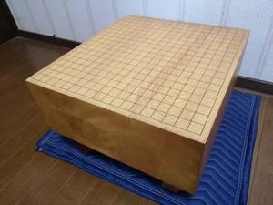 本榧 碁盤 板目 厚み16.6cm