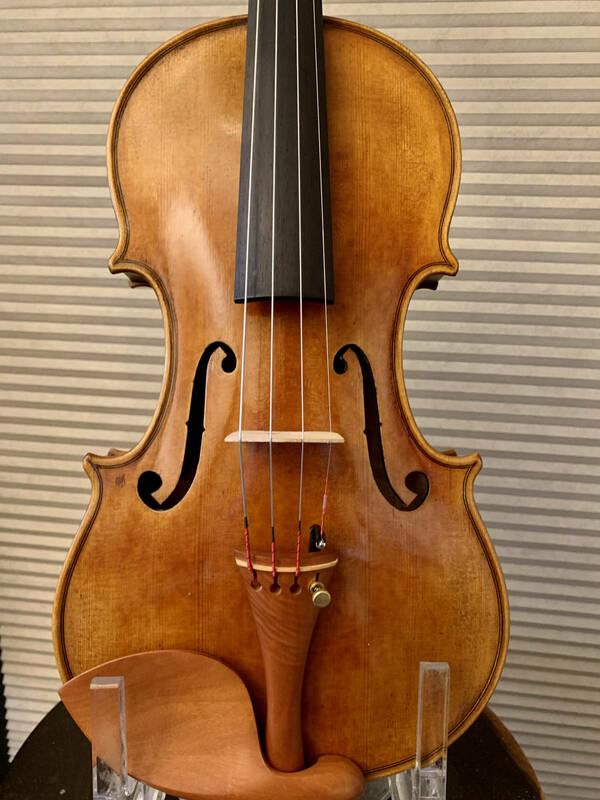 Mario GADDA 1950 年イタリア製バイオリン4/4