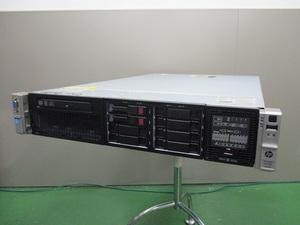 HPE ProLiant DL380p Gen8 E5-2690x2/16GB/300GBx2/P420i