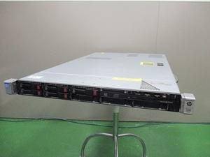 HPE ProLiant DL360e Gen8 E5-2407/8GB/600GBx5/B320i