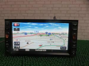 Q994 動作品保証付/日産純正 SANYO 2012年HDDナビ HS309-W / B8260-7999D /NVA-HD7309W / CD/DVD/SD/USB/ワンセグTV