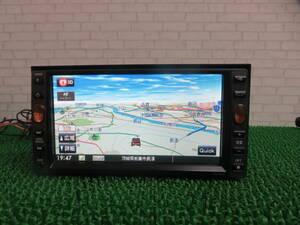 Q997 動作品保証付/日産純正 SANYO HDDナビ HS309-W / B8260-7999D /NVA-HD7309W / CD/DVD/SD/USB/ワンセグTV