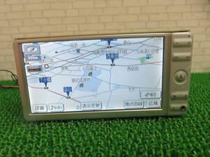 R17 動作品保証付/トヨタ純正2010年SDナビ NSDN-W60 TVワンセグ内蔵 Bluetoothハンズフリー対応 動作正常 本体のみ