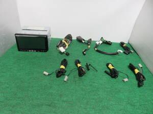 R122 動作品保証付/マツダ 人気Panasonic製SDナビ C9NC CQ-UM02J0CJ/TVフルセグ地デジ/Bluetooth/USB   配線セット付き