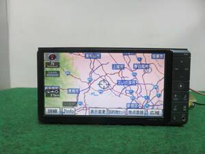 R235 動作品保証付/トヨタ純正2013年HDDナビ DVD NHZN-W60G/TV地デジフルセグ Bluetooth/CD DVD AUX 本体のみ