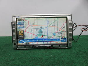 R252 動作品保証付 ホンダ車用 HDDナビ VXH-082C TVワンセグ内蔵 動作正常 本体のみ