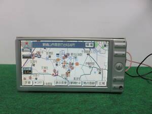 R269 動作品保証付/トヨタ純正2010年SDナビ NSDN-W60 TVワンセグ内蔵 Bluetoothハンズフリー対応 動作正常 本体のみ