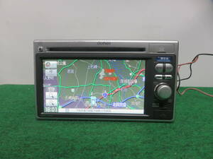 R313 ホンダ純正 Gathers SANYO製 SDナビ/VXM-128C/NVA-MS9211/CD/SD USB MP3 WMA本体のみ キズあり 動作正常