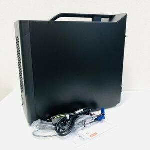 Lenovo Legion T530 i7-9700 16G SSD 1TB+HDD 1TB GeForce GTX 1650 DVD-S 無線LAN Windows10 Home 元箱有り NN5829