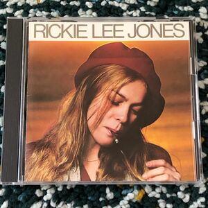 【国内盤CD】リッキー・リー・ジョーンズ/浪漫-名曲「恋するチャック」収録の名盤!