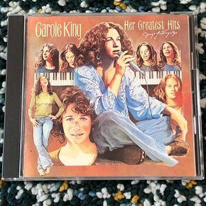 【国内盤CD】キャロル・キング『グレイテスト・ヒッツ』