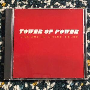 【国内盤CD】タワー・オブ・パワー『ベスト・ライヴ』- ロッコ&ガリバルディ+ ブルース・コンテによる全盛期作品