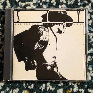 【国内盤CD】スライ&ザ・ファミリー・ストーン ベスト『アンソロジー』