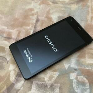ソフトバンク 602kc digno g ブラック 京セラ sim ロック 解除済み simフリー 楽天モバイル unlimit