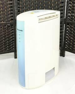動作品 Panasonic 除湿乾燥機 F-YZF60 ブルー 2010年製 デシカント方式 除湿機 衣類乾燥 パナソニック