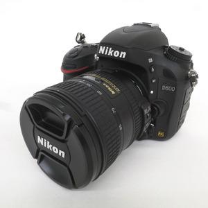 美品 Nikon (ニコン) デジタルカメラ デジタル一眼レフカメラ D600 AF-S NIKKOR 24-85mm