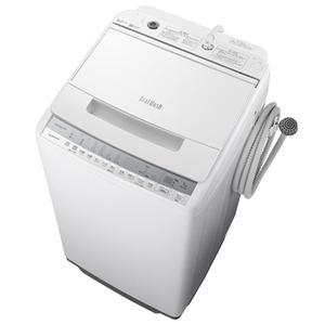 【店舗お渡し限定】HITACHI (日立) 全自動電気洗濯機 ビートウォッシュ BW-V70F 縦型 BW-V70F 7.0kg 2021年製 簡易乾燥機能付