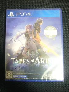 [PS4] テイルズオブアライズ tales of arise 【中古】早期購入特典コードなし