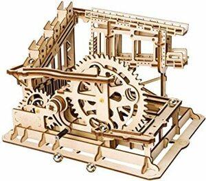コグ Robotime 立体パズル 木製パズル クラフト プレゼント おもちゃ オモチャ 知育玩具 男の子 女の子 大人 入園祝