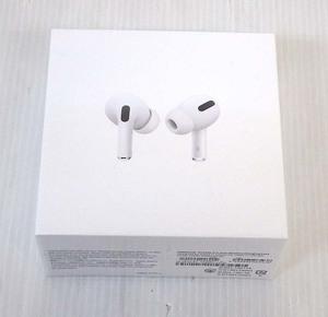 未開封品!! Apple AipPods Pro MWP22J/A エアーポッズ プロ ノイズキャンセリング