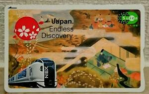 【SUICA (使用可能)】訪日外国人専用(Endless Discovery)