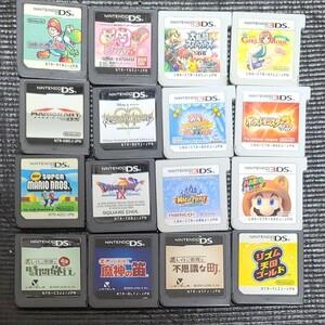 DSソフト 3DSソフト マリオ等