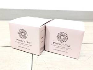 10/096 [ unused ] Perfect one super mo chair Charge .ru beauty care liquid gel 50g 2 piece together