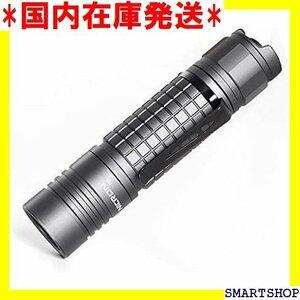 国内在庫発送 NICRON ニクロン 充電式 スリムLEDライト ハンディライト N8 黒 110×25mm 170