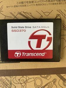 送料無料 Transcend TS32GSSD370 SSD 2.5インチ SATA SSD32GB 使用時間4543H