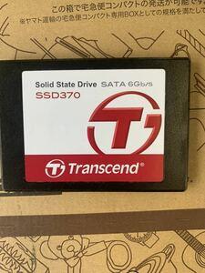 送料無料 Transcend TS32GSSD370 SSD 2.5インチ SATA SSD32GB 使用時間4665H