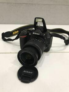★Nikon ニコン D5600 デジタル一眼レフカメラ AF-P DX NIKKOR 18-55mm 1:3.5-5.6G VR デジカメ 中古 1023O #C636