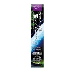 ◆新品・即決◆ ニッソー LED PGライナー600 ブラック 60cm水槽用LEDライト
