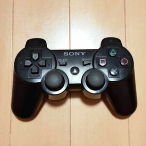 デュアルショック3 PS3 ブラック ジャンク品