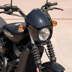 カラー選択可能 オートバイ ヘッドライト フェアリング ハーレー スポーツスター ダイナ fx/xl おすすめ 交換 取付 人気