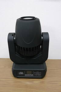 PS LASER LED 150W SPOT ムービング ライト ライブハウス/ステージ/イベント機器 現状品 『I817-25』