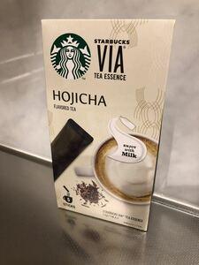スターバックスヴィア スタバ スターバックス インスタントコーヒー ほうじ茶 スティック