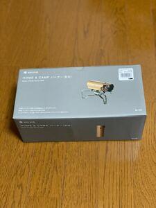 【新品未使用】スノーピーク HOME CAMP バーナー GS-600 KH