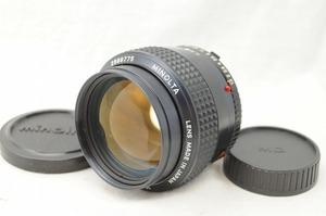 ★光学極上★ミノルタ MINOLTA MC ROKKOR-PG ロッコール 58mm F1.2 人気単焦点レンズ/#2763